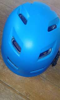 Bike, skateboard helmet