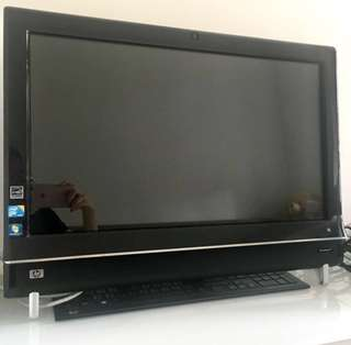 HP Touch Smart TV/ Computer