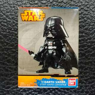 Darth Vader CONVERGE