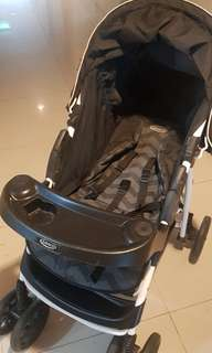 Graco Baby Stroller (up to 4yrs old)