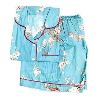 Sakura shortpants piyama