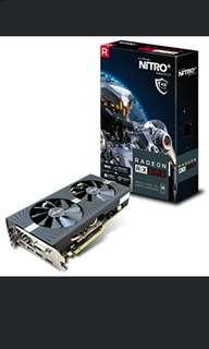 Sapphire NITRO-X RX 570/580 4GB