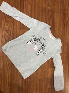 H&M Bunny Sweater