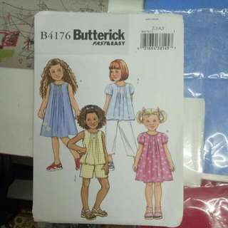 Butterick & McCalls Sewing Pattern  #sewingpattern #butterick #mccalls #simplicity