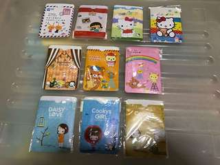 Little Cartoon Card Holder promotion at $2 for 2 pcs!!!  Design: as attach photo