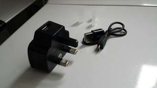 Samsung Travel adaptor & USB