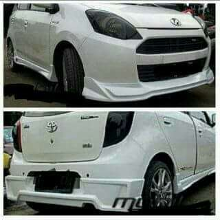 Bodykit Ayla Full set