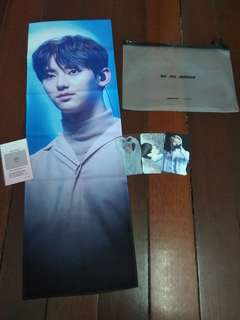 【WTS】Minhyun Slogan Set By Prime Time