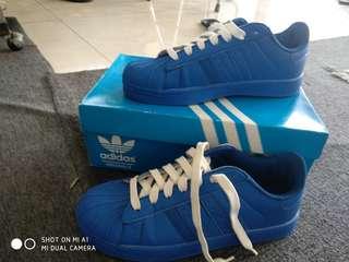 Adidas superstar istimewa jarang pakai like.a new ukuran 41