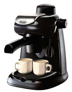 DeLonghi EC7 manual espresso maker