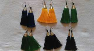 Tassel Earrings and others