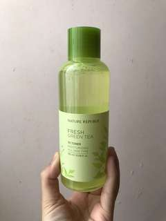 NATURE REPUBLIC FRESH GREEN TEA TONER