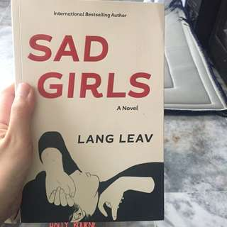 Sad Girls by Lang Leav (RESERVED)