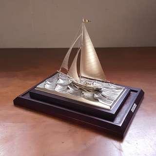 985 Silver Yatch - Takehiko
