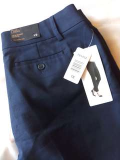 REPRICED Navy blue trousers