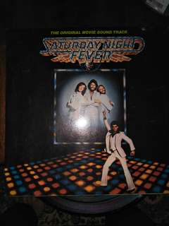 Saturday Night fever(Vinyl)