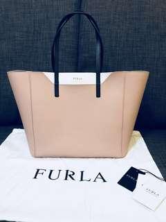 Furla Fantasia Leather Tote