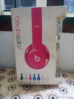 Headset Beatsolo