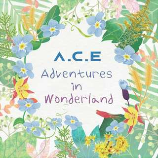 A.C.E-Adventures in Wonderland [Repackaged Album]