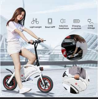 DYU Electric Scooter 10.4ah Deluxe
