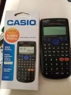 Casio計數機
