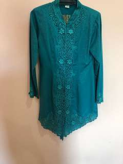 Pretty Green Kebaya Modern