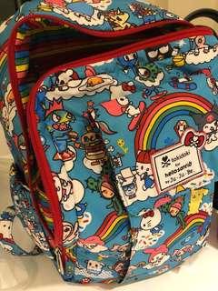 Jujube minibi (with tag) Rainbow dreams
