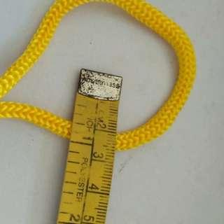Polyester rope- per meter