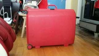 Samsonite兩轆行李箱