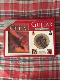 Simply Guitar Book & DVD