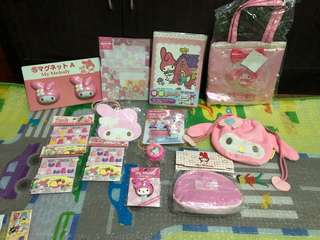 My Melody Take All