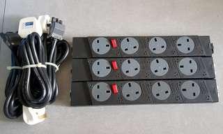 PowerLogic Connectable Extension Cords