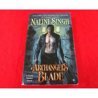 Archangel's Blade by Nalini Singh