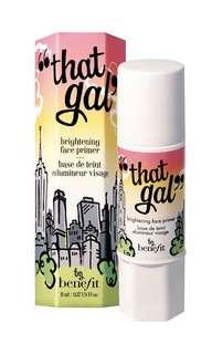 "benefit ""that gal"" brightening face primer (11ml)"