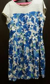 Preloved Just G dress (size: 4)