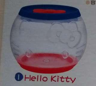 """7-11圓咕""""look""""1號hello kitty(只限交換)"""