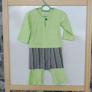 Romper Baju Melayu- Clearance Stock