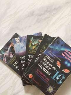 True Singapore Ghost Stories Volume 16 - 20