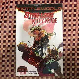 Marvel: Star-Lord and Kitty Pryde - Battleworld (TPB)