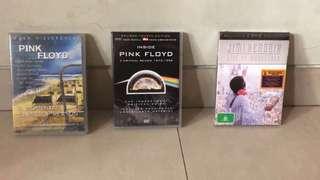 DVD jimi hendrix & pink floyd