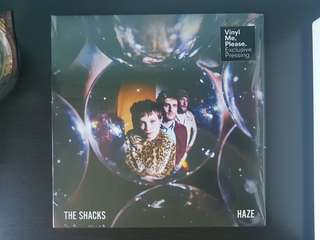 The Shacks - Haze vinyl record