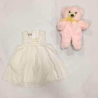Dior Baby Dress and Pretty White Dress