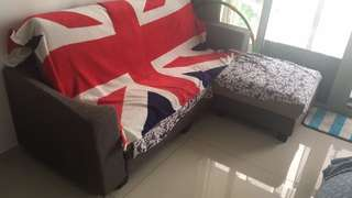 sofa for two Lshape