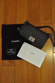 🚚 Chanel Boy 25