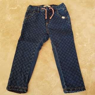 Jeans Zara 2/3yrs