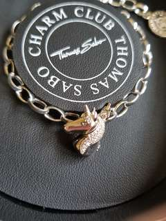 Thomas Sabo Charm Bracelet with Unicorn