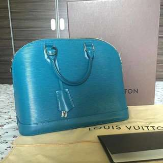 Loius Vuitton Alma PM (Price Reduced)