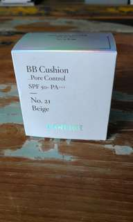 BNIB Direct from Korea - Laneige Pore Control BB Cushion (#21 Beige)