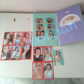 ChaeYoung Set What Is Love Album Twice