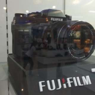 Fujifilm X-T2 18-55MM Cukup DP + Free 1X Cicilan Tanpa Kartu Kredit